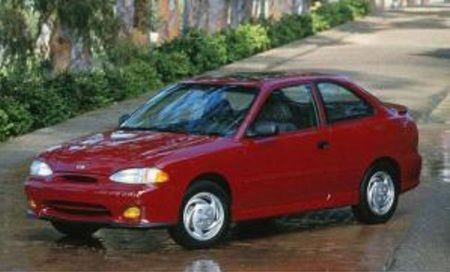 1999 hyundai accent repair manual