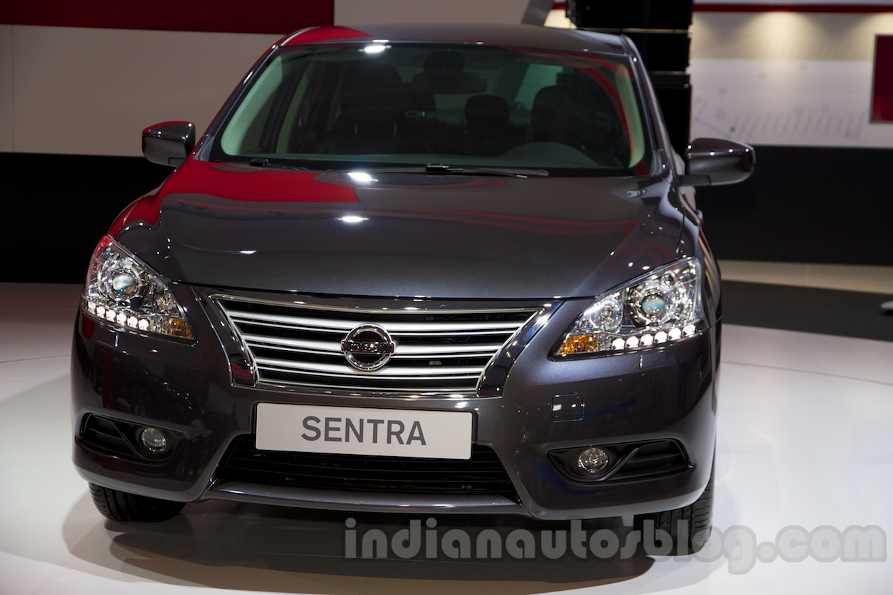 2014 nissan sentra manual transmission