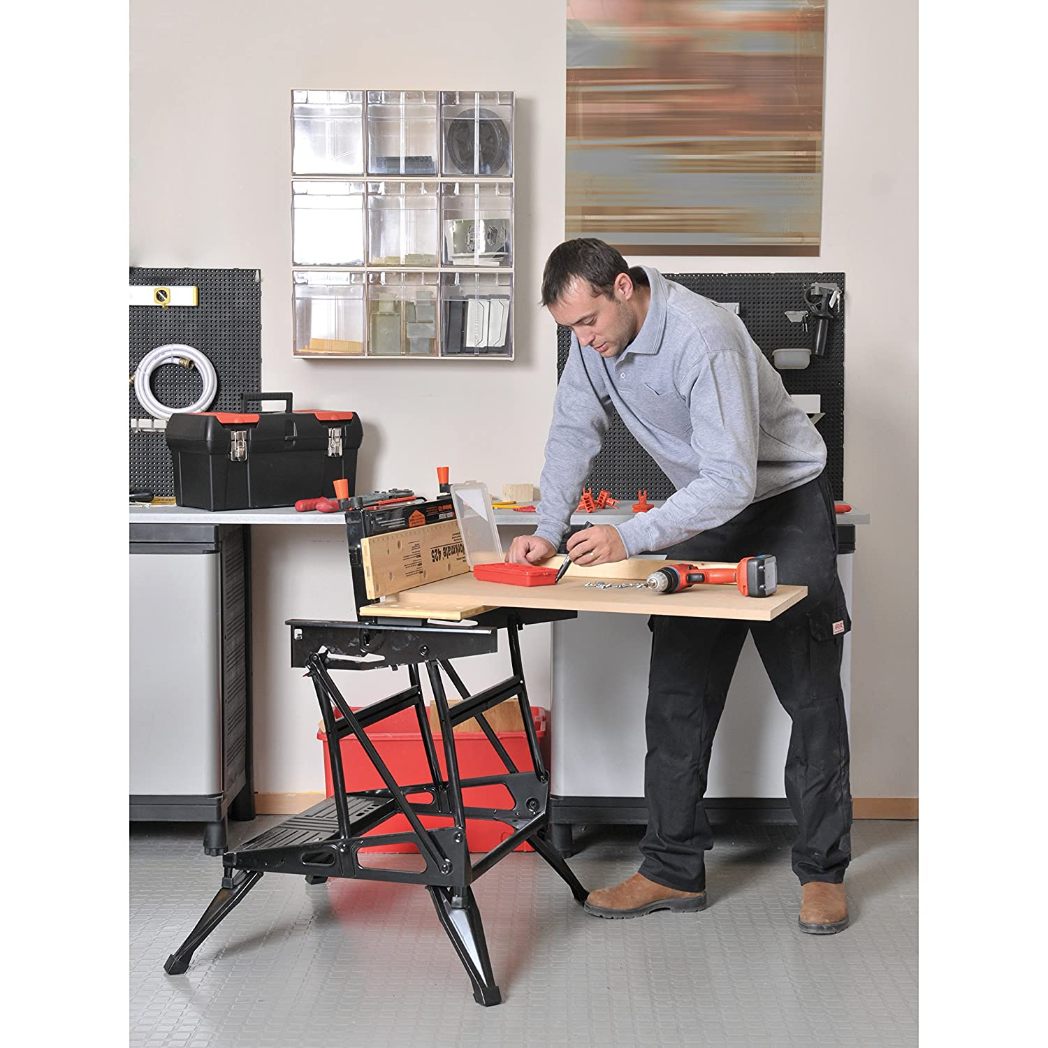 black and decker workmate 550 manual