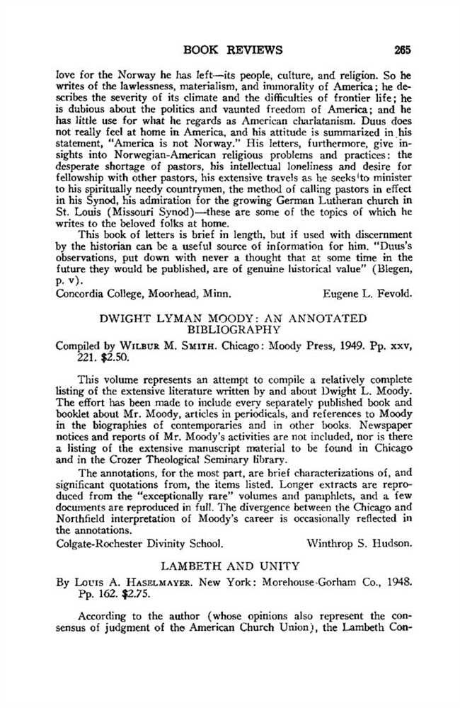 chicago manual of style annotated bibliography