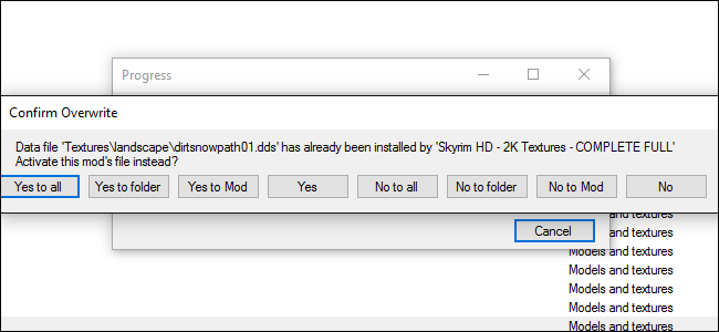 how to install mods in skyrim manually