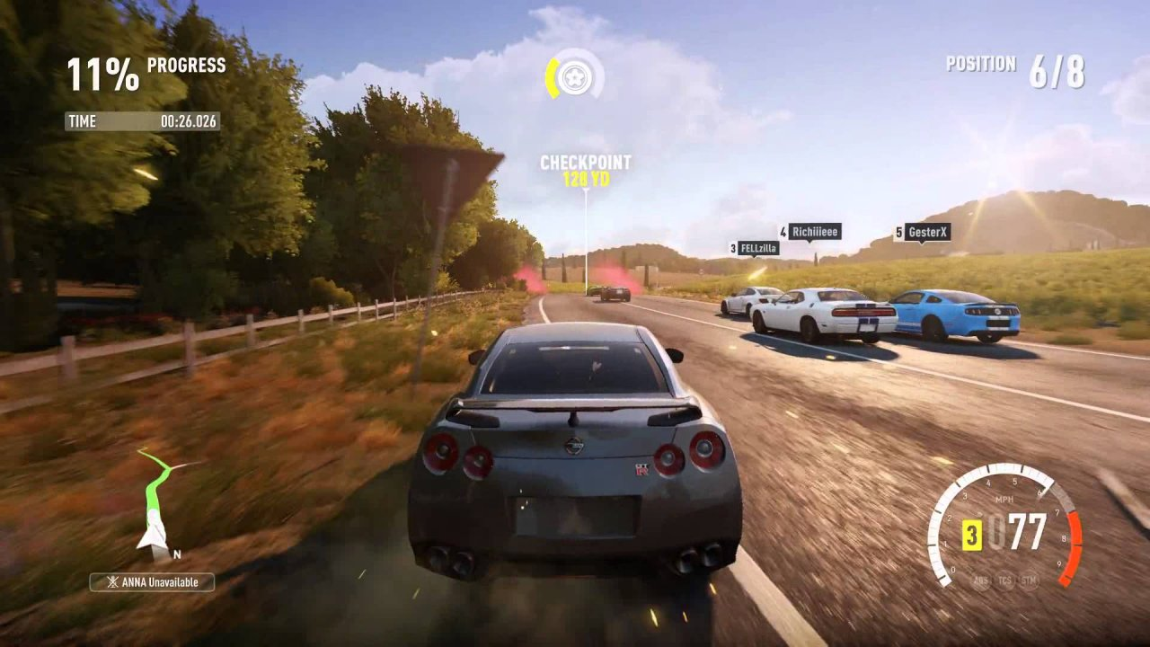 how to switch to manual in forza horizon 3