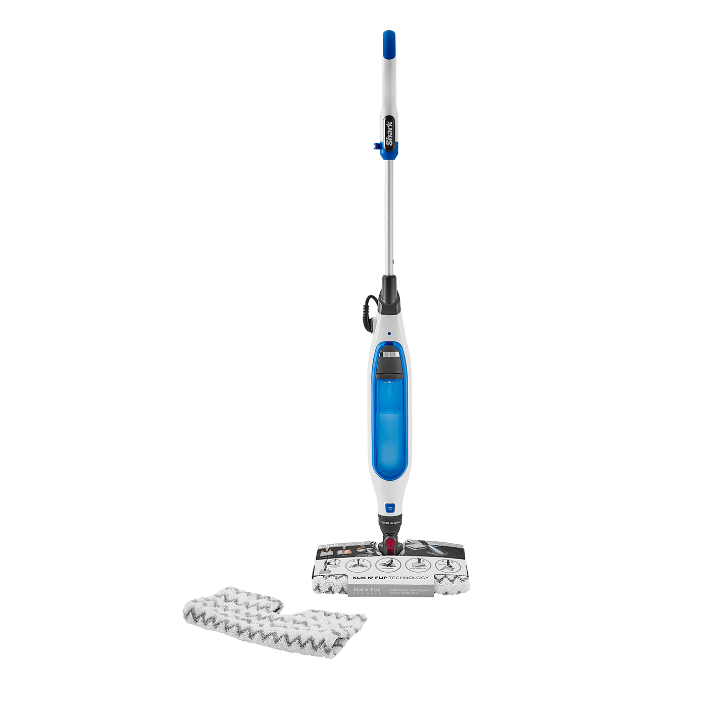 shark 2 in 1 vac then steam manual